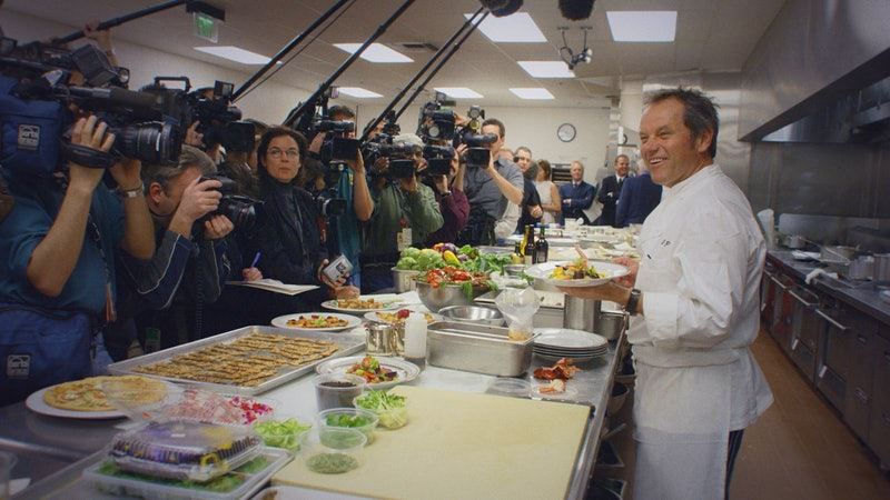 New Documentary 'Wolfgang' Explores the Life of Legendary Chef Wolfgang Puck