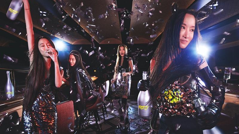 Fashion Icon Vera Wang Puts Even More Party in Prosecco