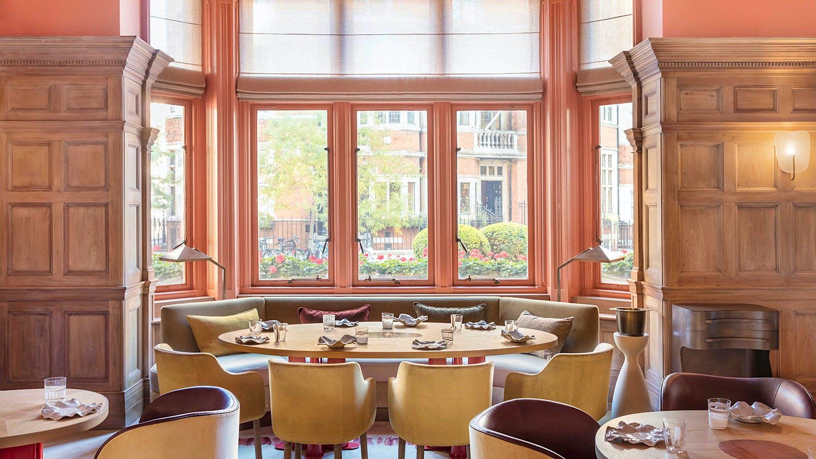 Restaurant Spotlight: Hélène Darroze at the Connaught