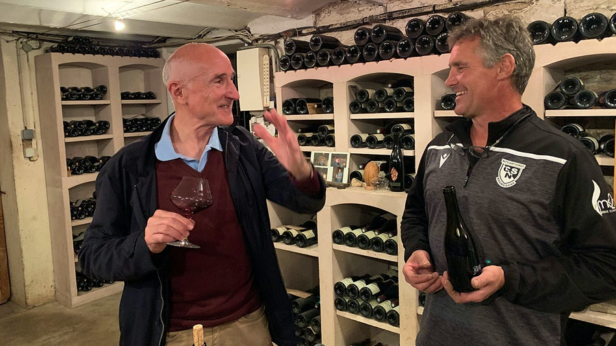 """Burgundy educator Jacky Rigaux and vigneron Bruno Clavelier advocate evaluating """"wines of place"""" through the """"mouth"""" method of tasting, which they feel provides a more complete and accurate picture."""