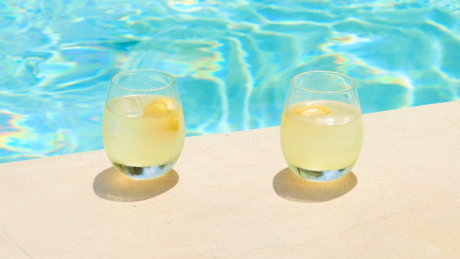 Wine director Amanda Abbott of Bow, Wash., turns her homemade limoncello into a refreshing sparkling cocktail.