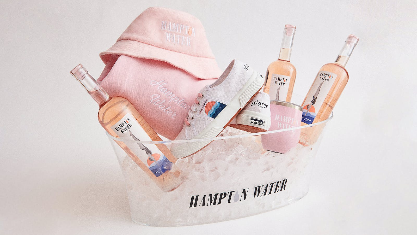 Walking on Hampton Water: Italy's Superga Collabs with Bon Jovi and Son's French Rosé
