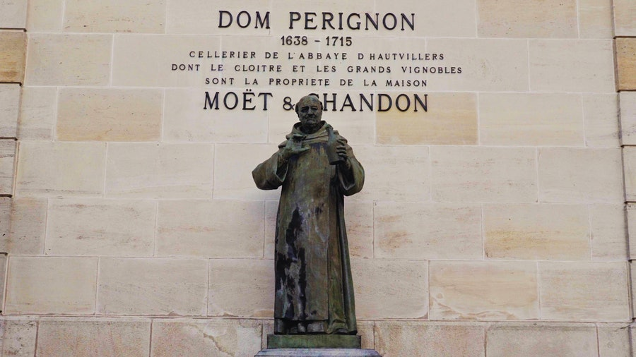 A new documentary suggests Dom Pérignon may not deserve all the credit he's been given …