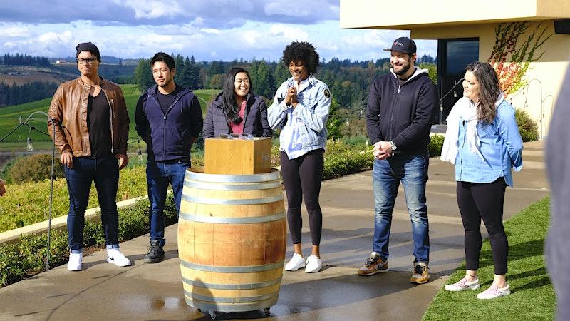 Willamette Valley Vineyards Hosts 'Top Chef' Finale