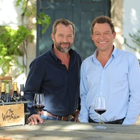 James Purefoy (left) and Dominic West take season 3 of The Wine Show to Portugal.James Purefoy, Dominic West, Matthew Goode and Matthew Rhys Head to Portugal for 'Wine Show' Season 3