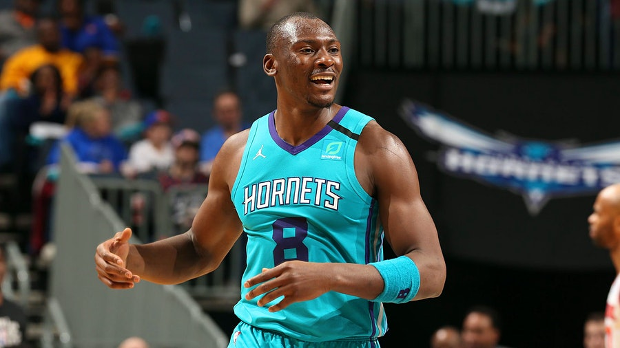 Bismack Biyombo played in Spain before being selected in the first round of the 2011 NBA draft.