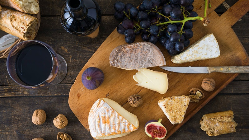 Moderate Wine, Cheese and Coffee Consumption Linked to Healthier Hearts