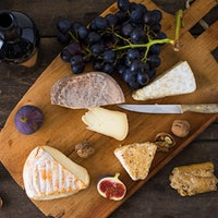 Multiple studies have found evidence that both cheese and wine, consumed in moderation, can lower the risk of heart disease.Moderate Wine, Cheese and Coffee Consumption Linked to Healthier Hearts