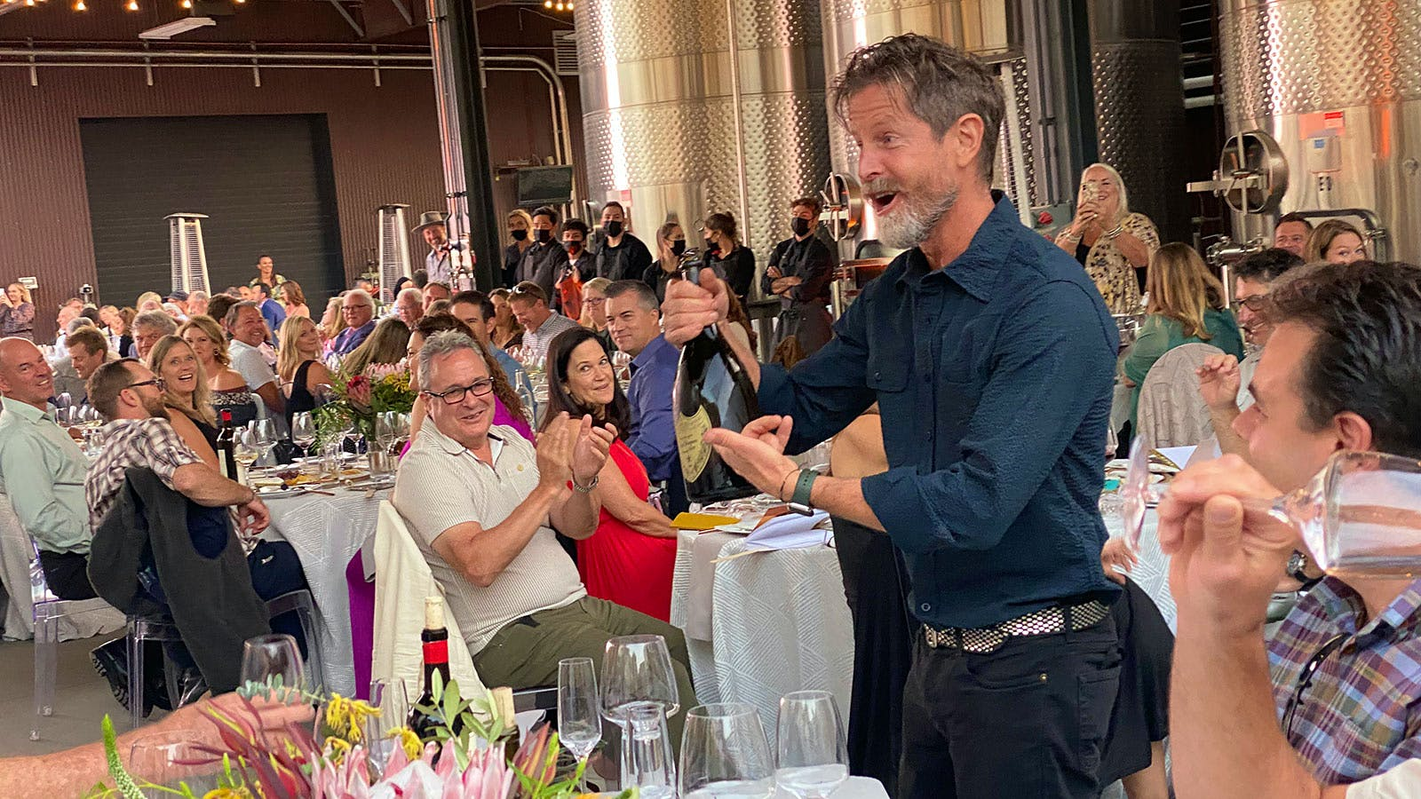 V Foundation Wine Celebration Raises $12 Million for Cancer Research