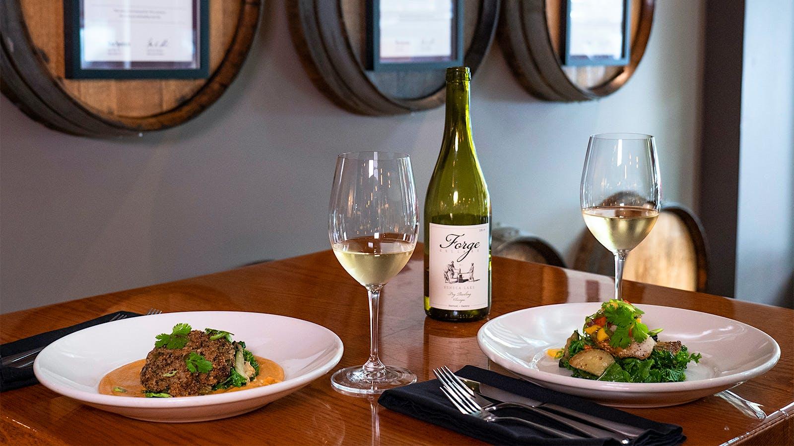 9 Standout Wine Restaurants in Upstate New York