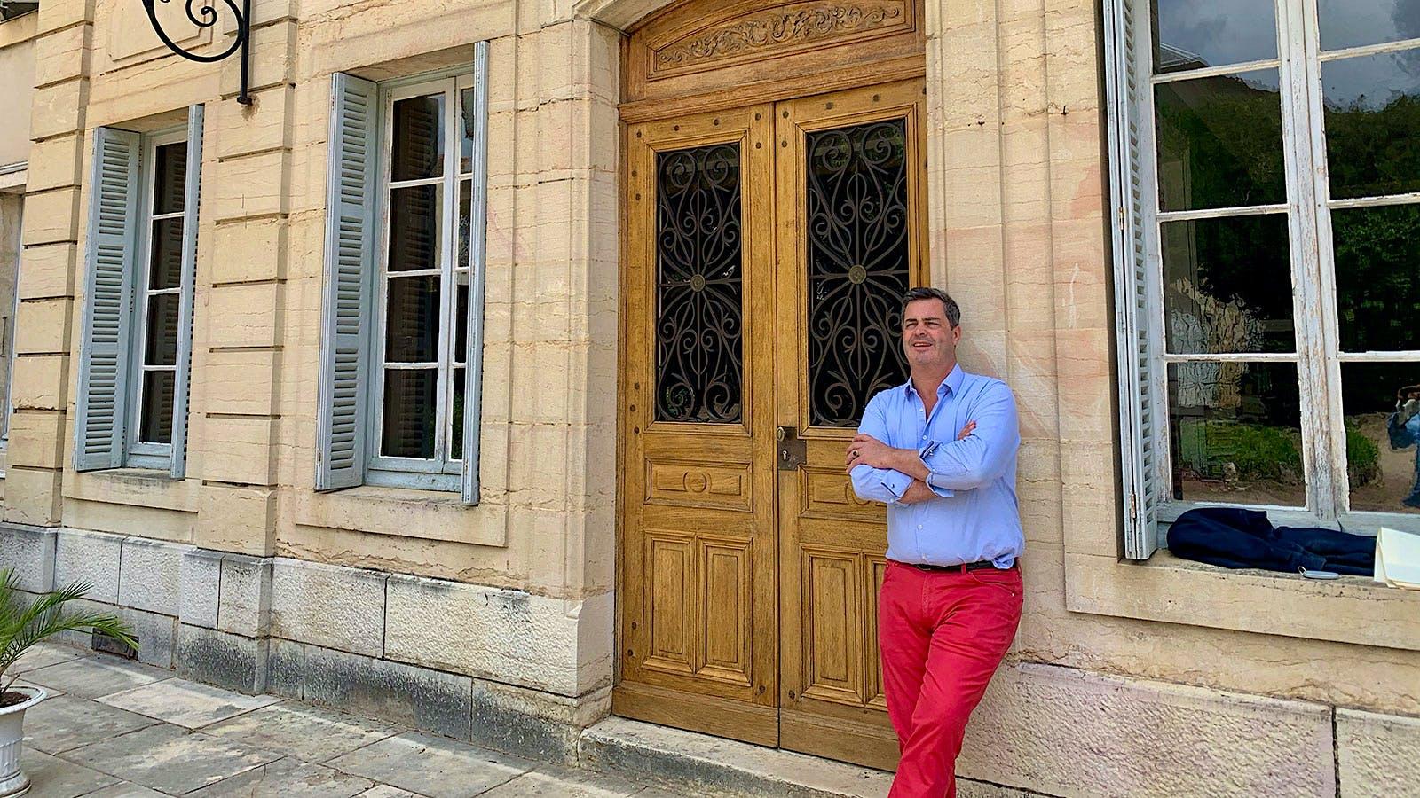 The Man Waking Up Burgundy's Elite