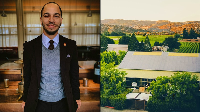 Vincent Morrow: A Napa Wine Director with a Diversity Mission