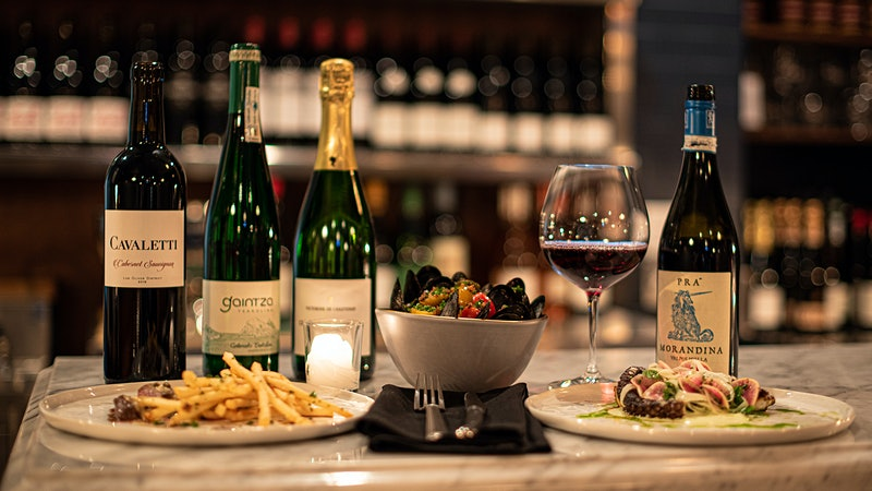 Award-Winning Sushi Note Team Branches Out with European Wine Bar in Los Angeles