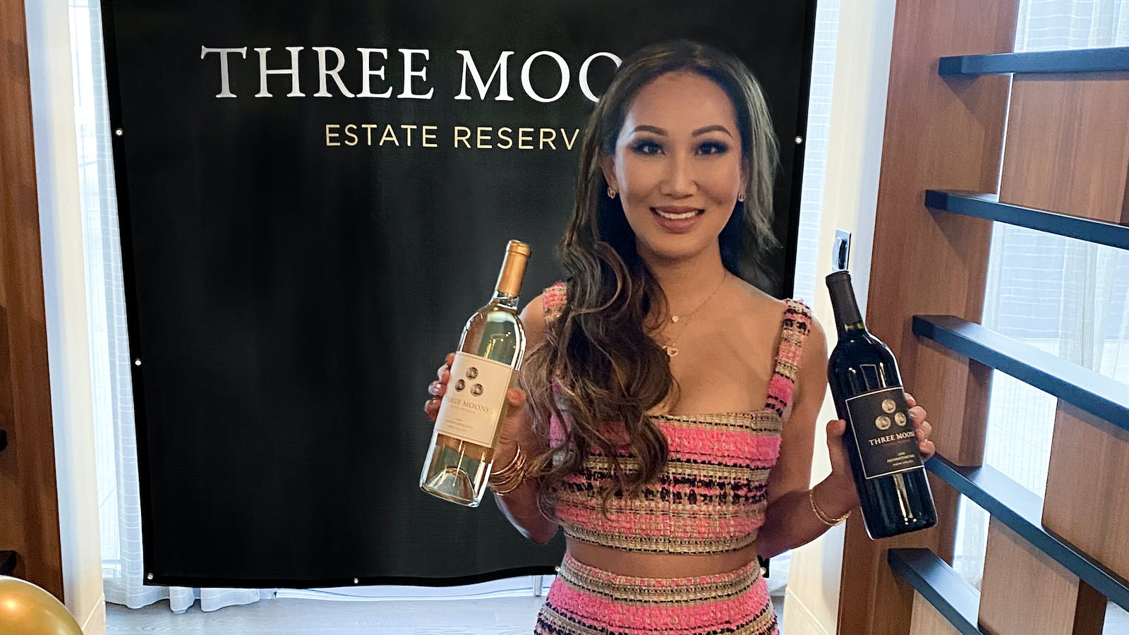 Newest Real Housewines: Tiffany Moon's Three Moons, Bethenny Frankel's Forever Young