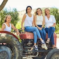 Honig winery's Kristen Belair, Stephanie Honig, Ashely Egelhoff and Regina WeinsteinWomen Who Influence the Wine World: Profiles from 29 Producers