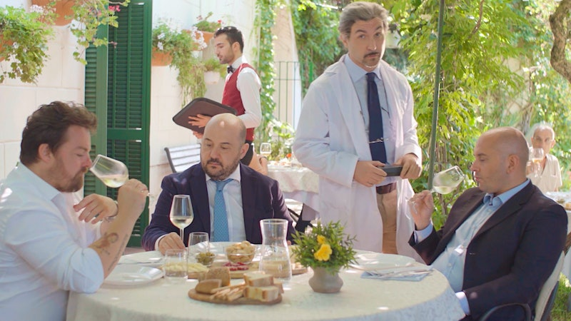 'Sommelier: Don't Try This at Home' Wins Wine Spectator's 2021 Video Contest