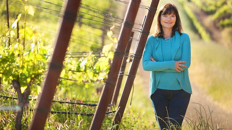 Barbara Banke Speaks Out on a Sustainable Wine Industry