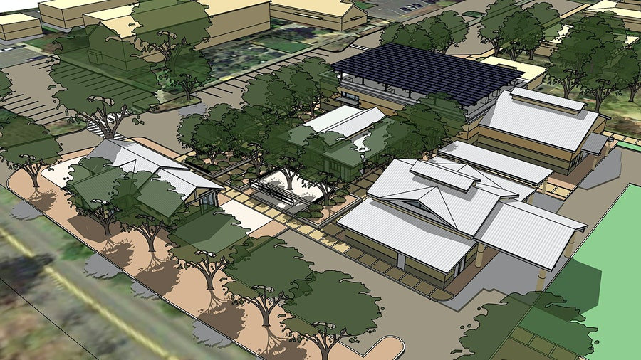 The future Wine Spectator Wine Education Complex will allow Napa Valley College to offer more opportunities for students pursuing careers in winemaking, grapegrowing, sales and marketing and hospitality.