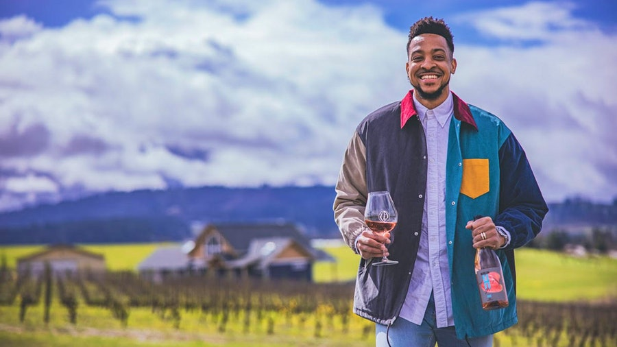 CJ McCollum partnered with Adelsheim Vineyard to start his wine label, but is investing in making it a full-fledged winery and vineyard.