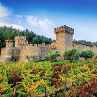 Winery Castello di Amorosa's Tuscan-style castle and Sangiovese wines are tributes to the Italian heritage of its founder, Dario Sattui.10 Diverse Napa Valley Wines at 90+ Points