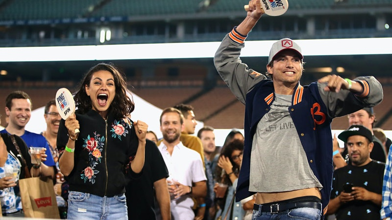 Ashton Kutcher and Mila Kunis' Outside Wine Supports Tony Hawk's Charity and More