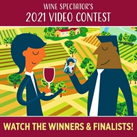 2021 Wine Spectator Video Contest watch the winners graphic2021 Video Contest: Runners Up and Honorable Mentions Revealed!