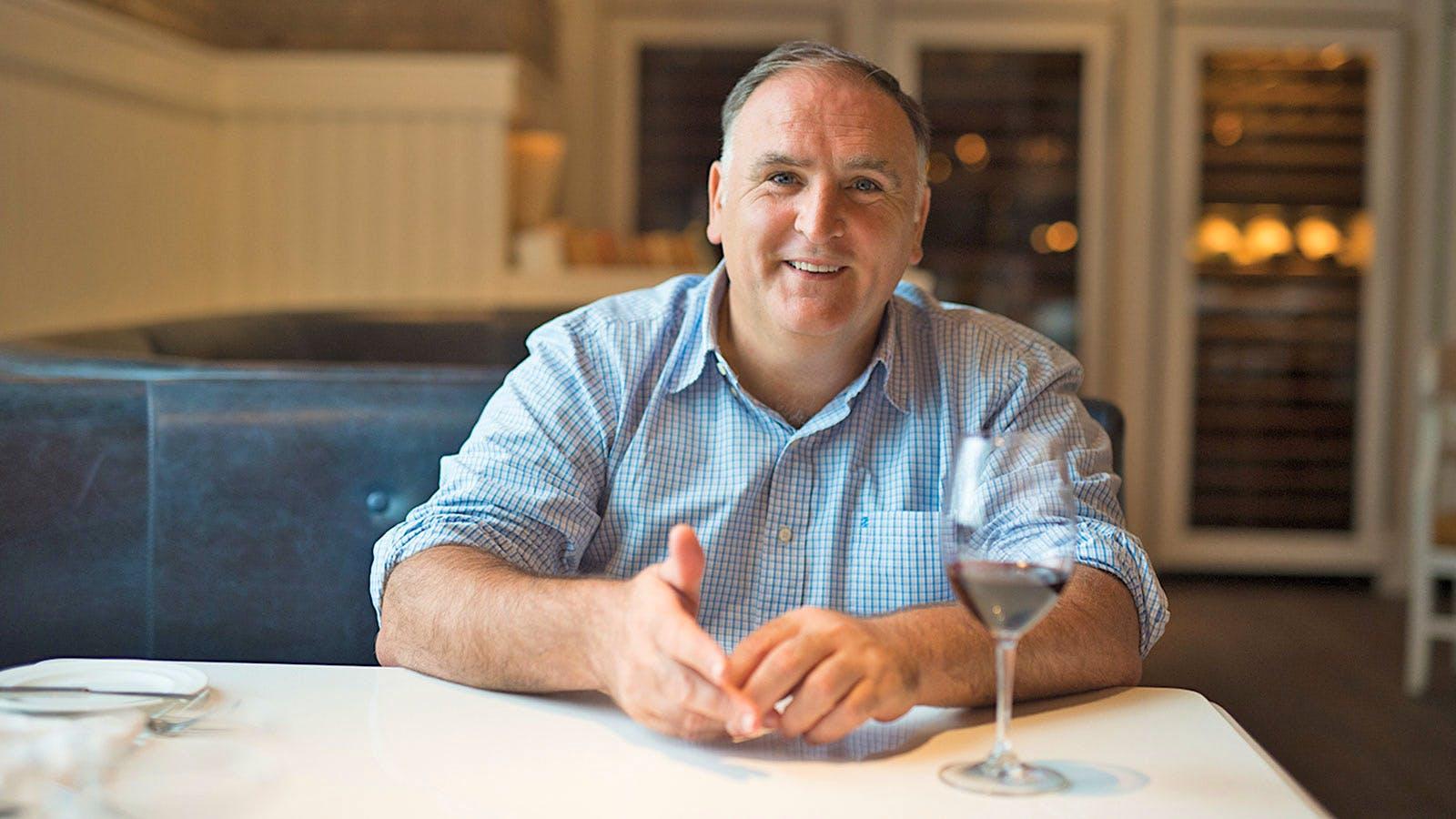 José Andrés Discusses a Way Back for Restaurants at Impact Seminar