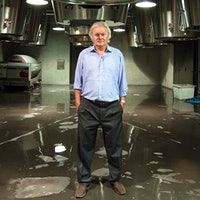 Hubert de Boüard in the cellar of La Fleur de Boüard. He worked for decades to elevate quality at Angélus, but also its marketing. Many were surprised at its 2012 promotion.Hubert de Boüard of Château Angélus Convicted in St.-Emilion Classification Case