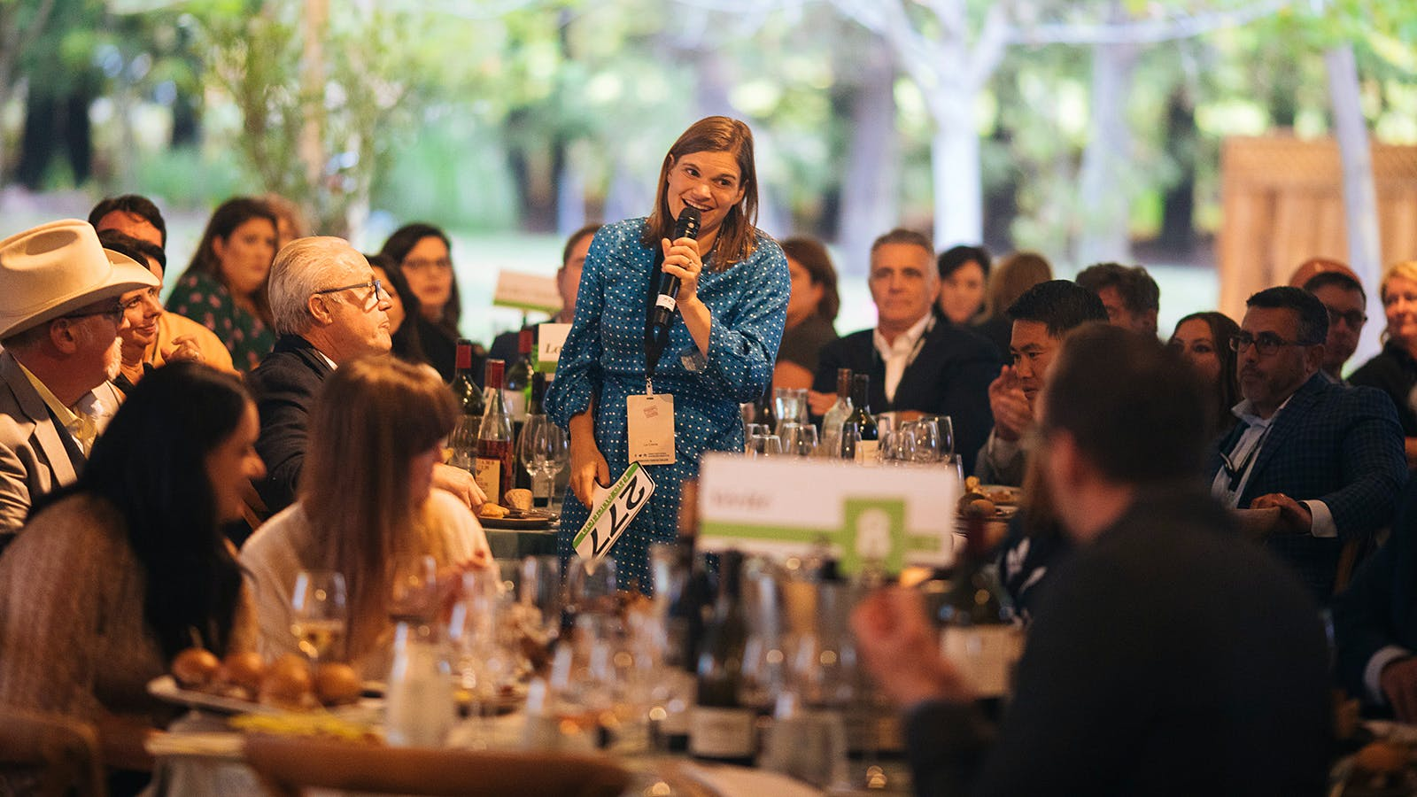 Sonoma County Wine Auction Returns to In-Person Format and Raises $1.7 million