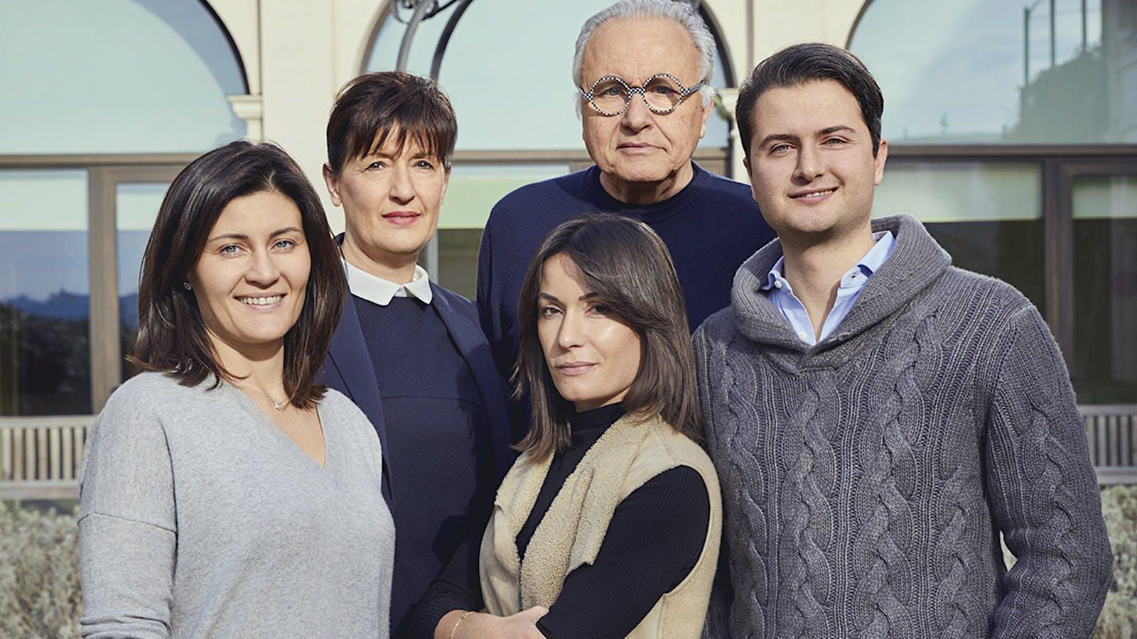 2021 New York Wine Experience: Wine Stars Gaia, Rossana, Giovanni and Angelo Gaja