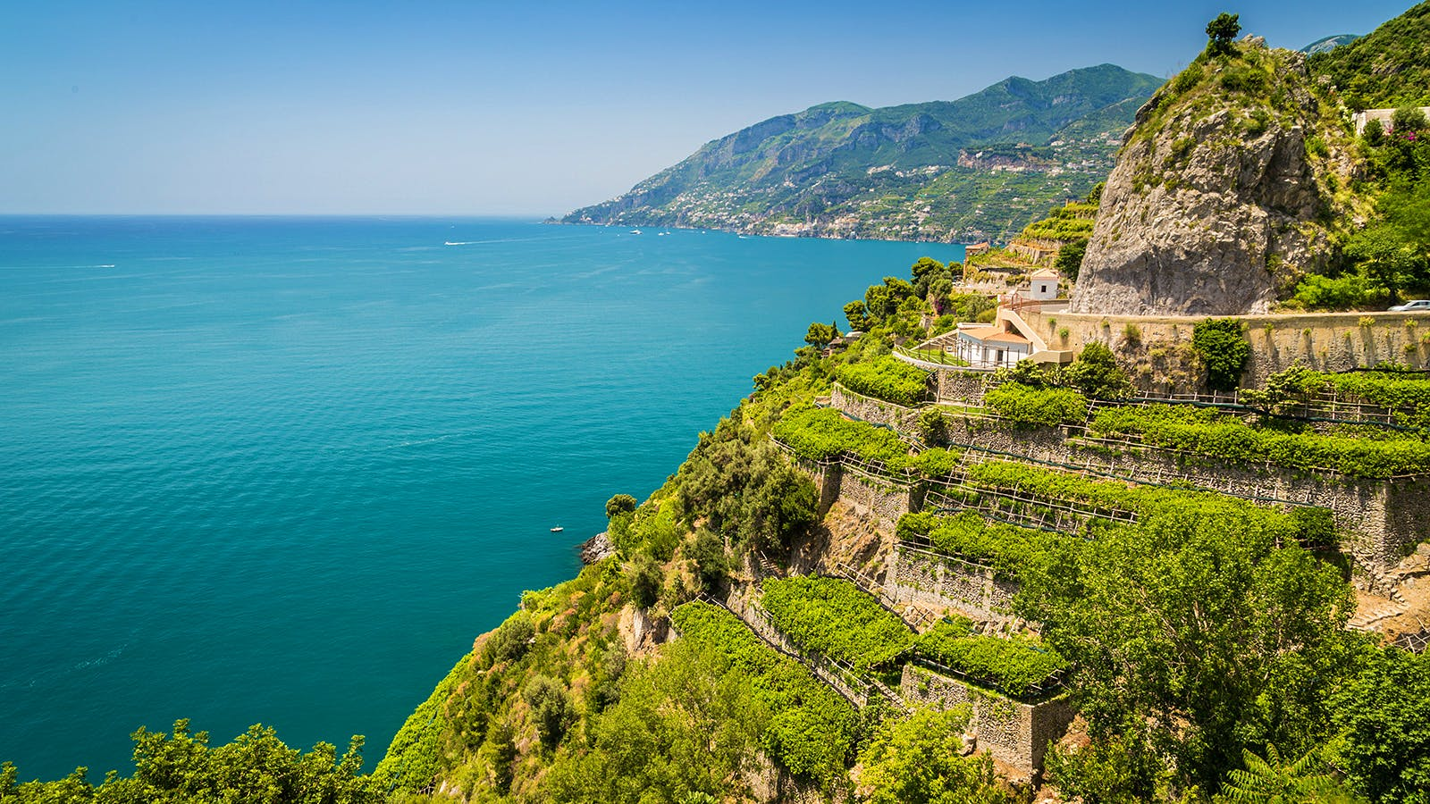 South Italy's Silver Lining