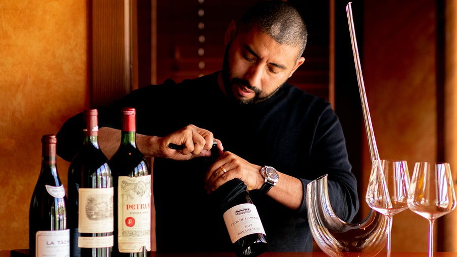 Sommelier Carlos Solorzano-Smith just announced his new role as founder and managing partner of Aspen Hospitality Group, fulfilling his longtime dream of becoming a restaurant owner.