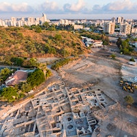 Archaeologists say some of the Byzantine Empire's finest Gaza and Ashkelon white wines were made here.Byzantine Behemoth: Massive 1,500-Year-Old Winery Discovered in Israel