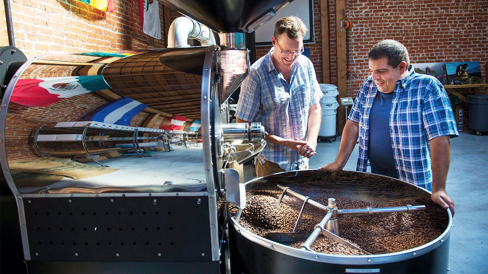 The Mother of Direct-Trade Coffee