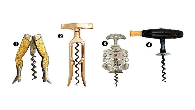 The History of the Corkscrew