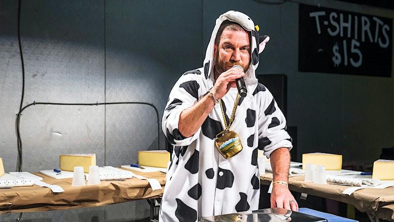 The Cheesemongers' Champion