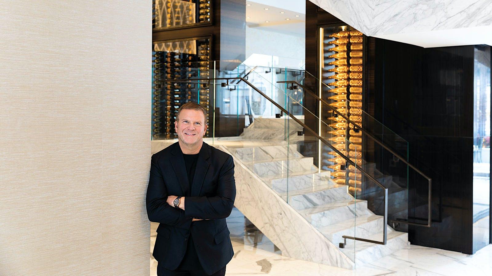 Tilman Fertitta Bets Big On Wine