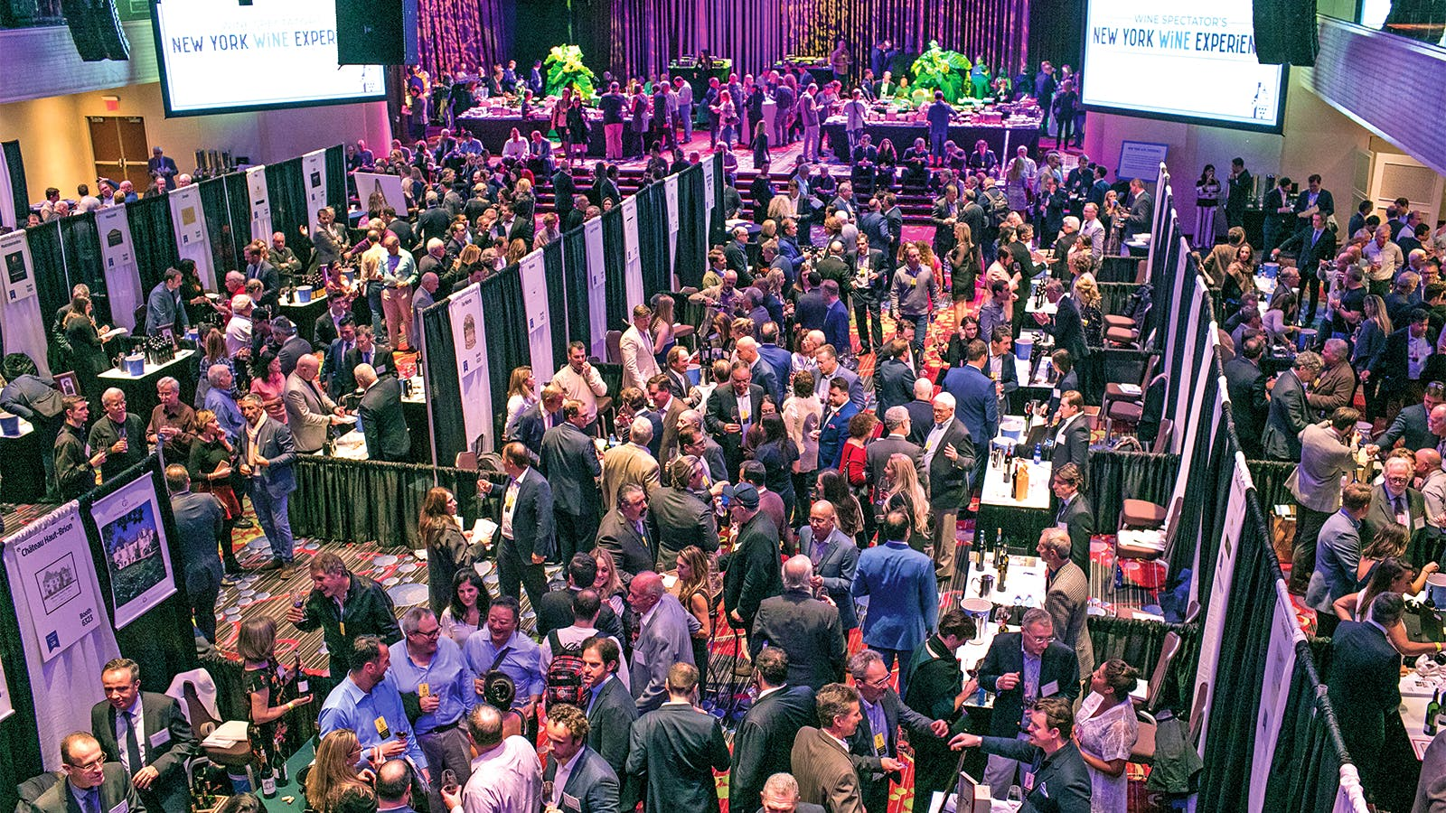 New York 2018 Wine Experience