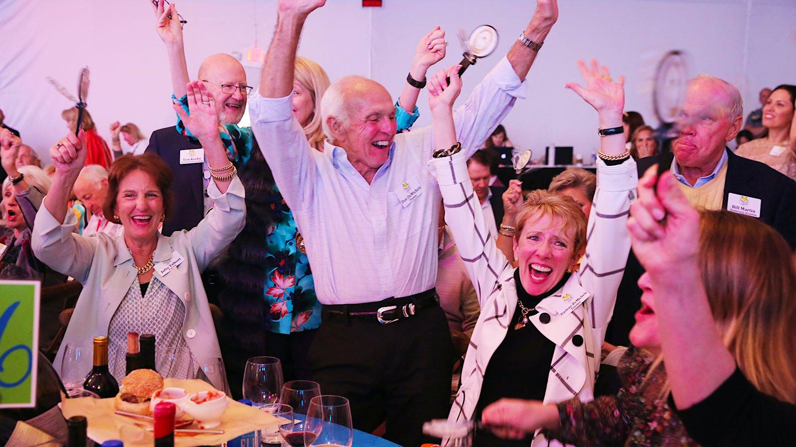 Naples Charity Wine Auction Raises Nearly $16 Million