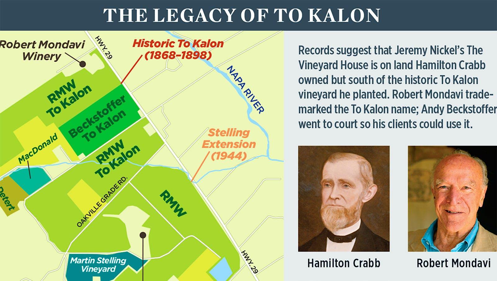 Battle Over Napa's Iconic Vineyard