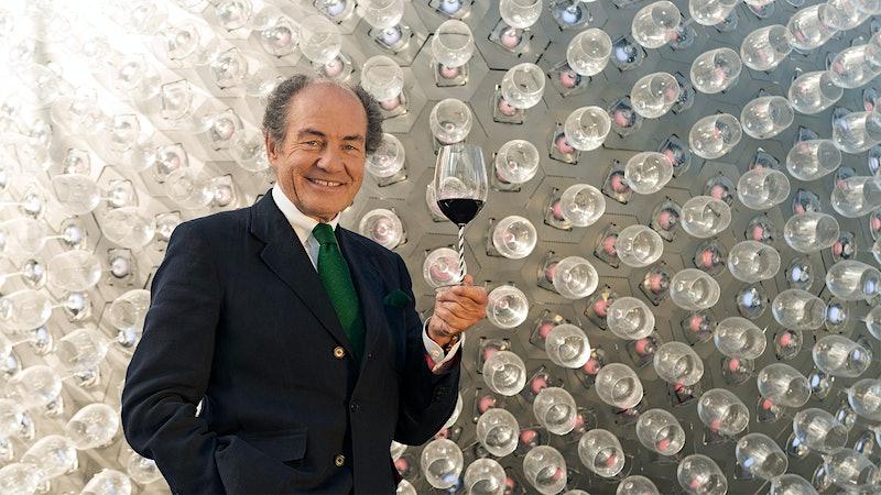 Georg Riedel to Receive <em>Wine Spectator</em>'s Distinguished Service Award
