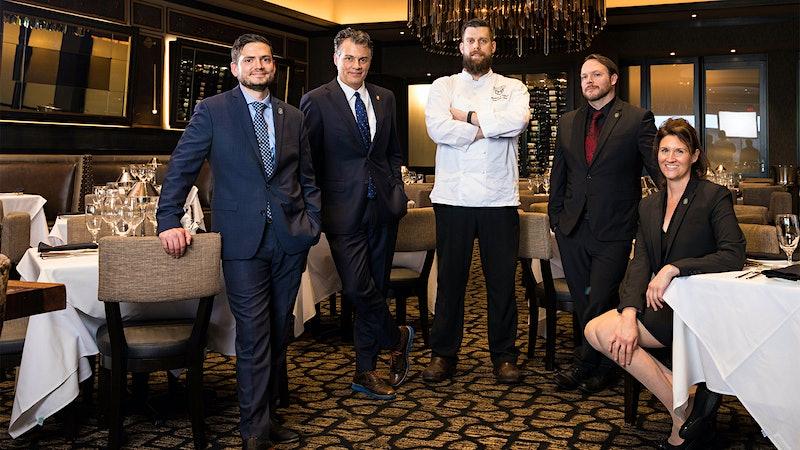 Mastro's Steakhouse at the Post Oak Hotel