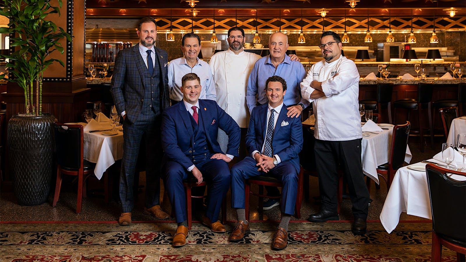 Pappas Bros. Steakhouse Downtown Houston