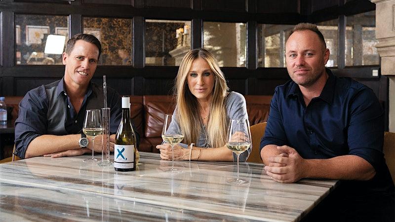 Sarah Jessica Parker's Wine Premiere