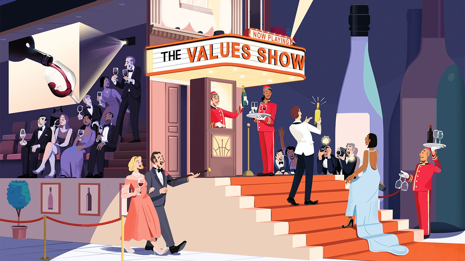 The Values Show
