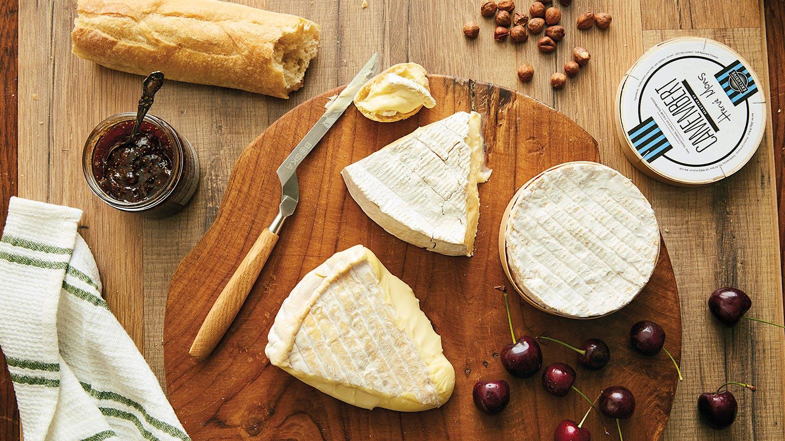 Brie & Camembert: Pride of France