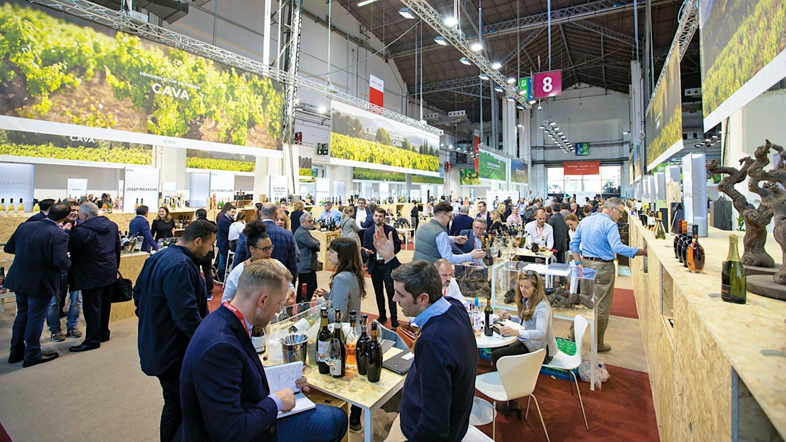 Spain Shines at Barcelona Wine Week