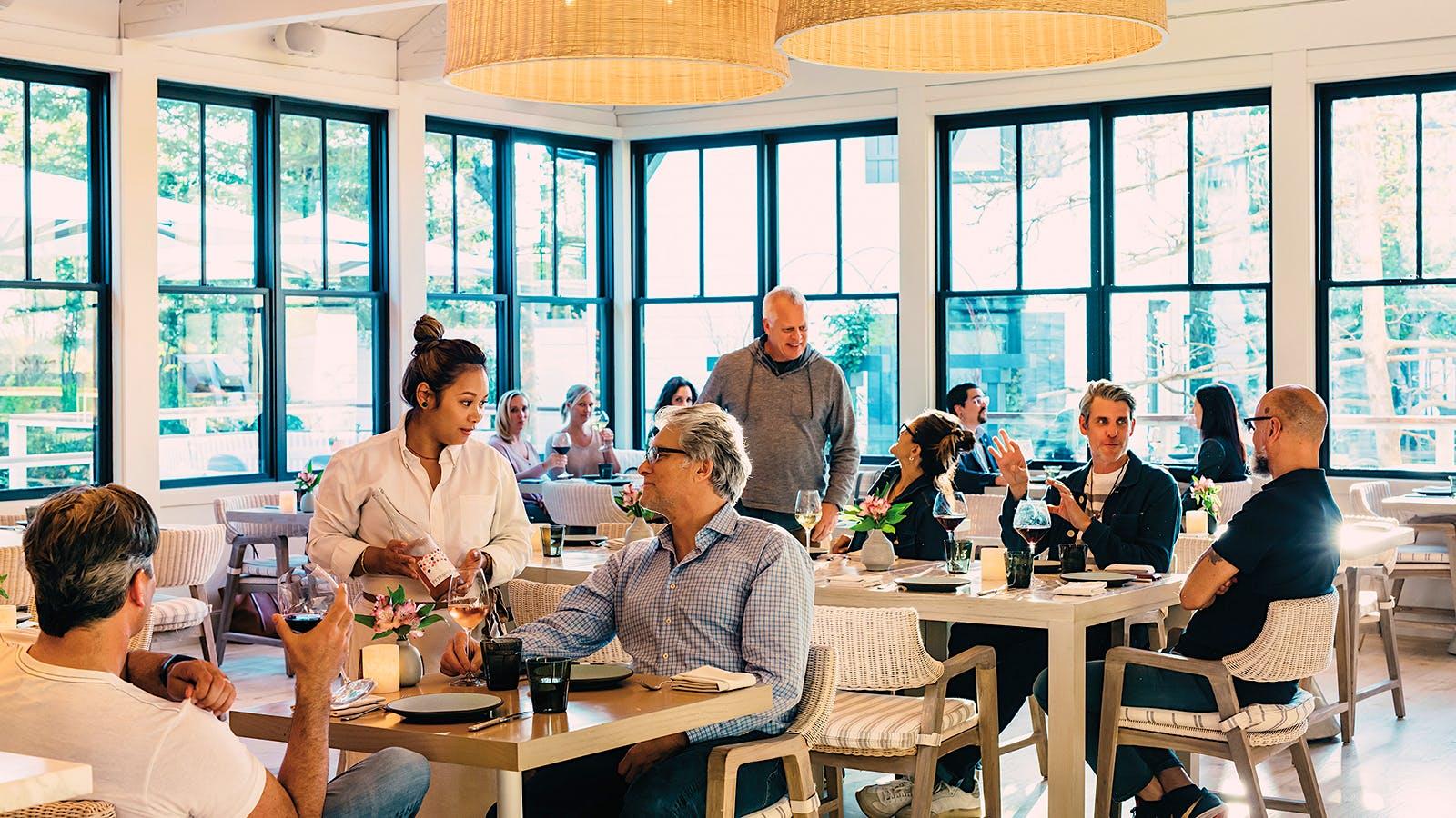 Sonoma: Where to Eat