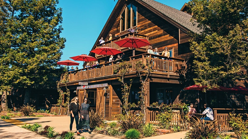 Sonoma: History, Diversity and a Down-Home Culture