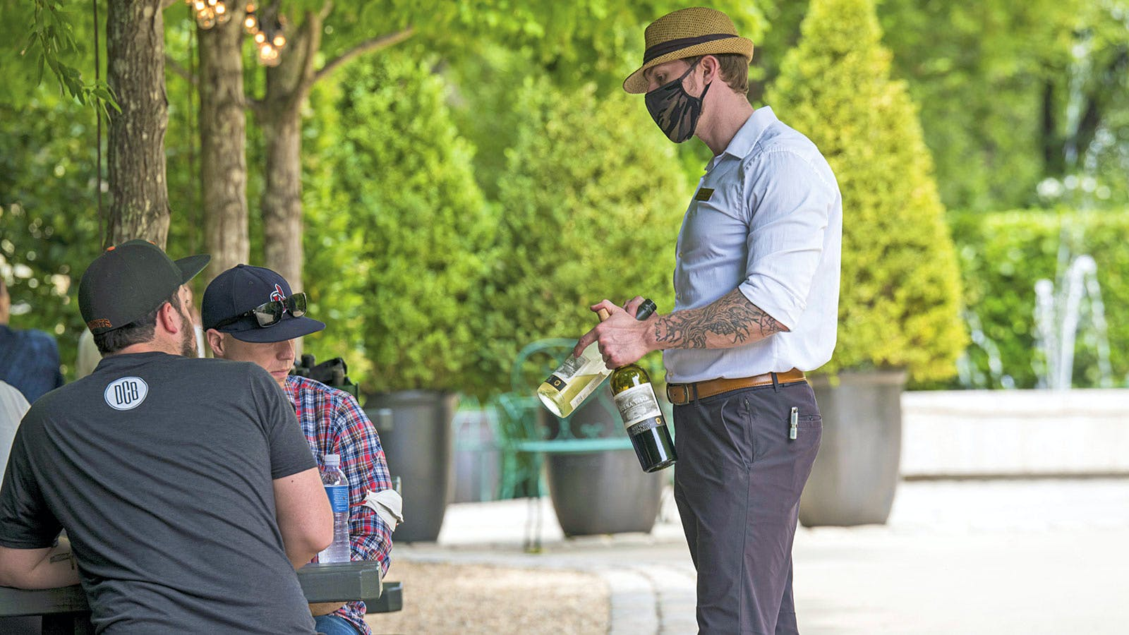 SPECIAL REPORT: COVID-19: U.S. Wineries Reopen ... Slowly